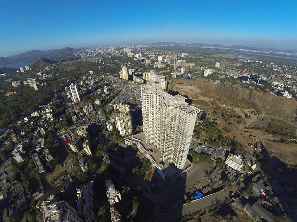 Aerial Photography Mumbai