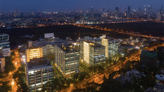 BKC night view